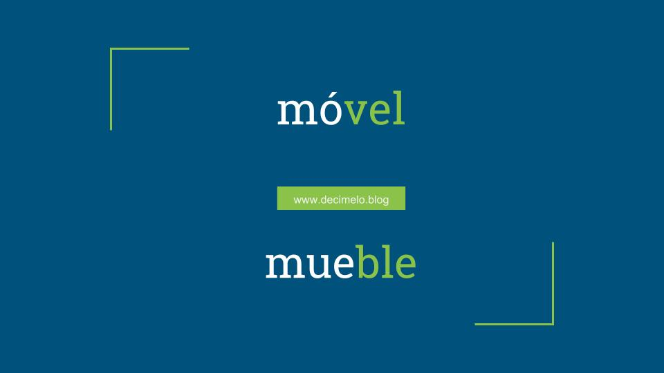 movel mueble